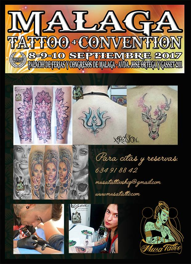 Málaga tattoo convention