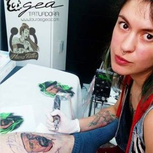 Tattoo Laura Egea